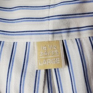 Michael Kors Shirts - 💥Just In💥MK Striped Button-down Mens L